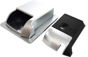 マスキング塗装 マスキング治具使用 デジカメ用バッテリーカバー